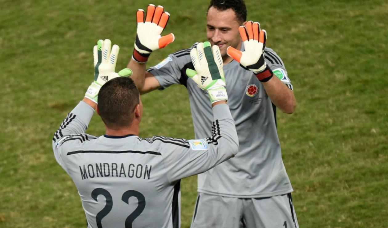 Farid Mondragón no es más el jugador más veterano en un Mundial