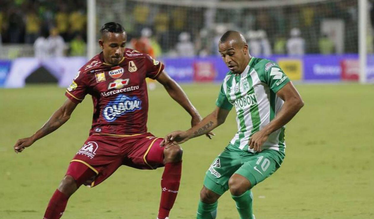 Deportes Tolima, el campeón de la Liga Águila tras vencer a Nacional por penales