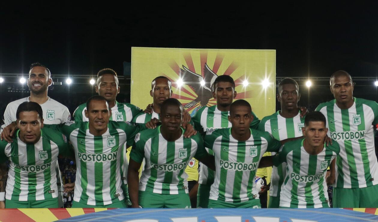 Atlético Nacional en el inicio de la temporada 2018