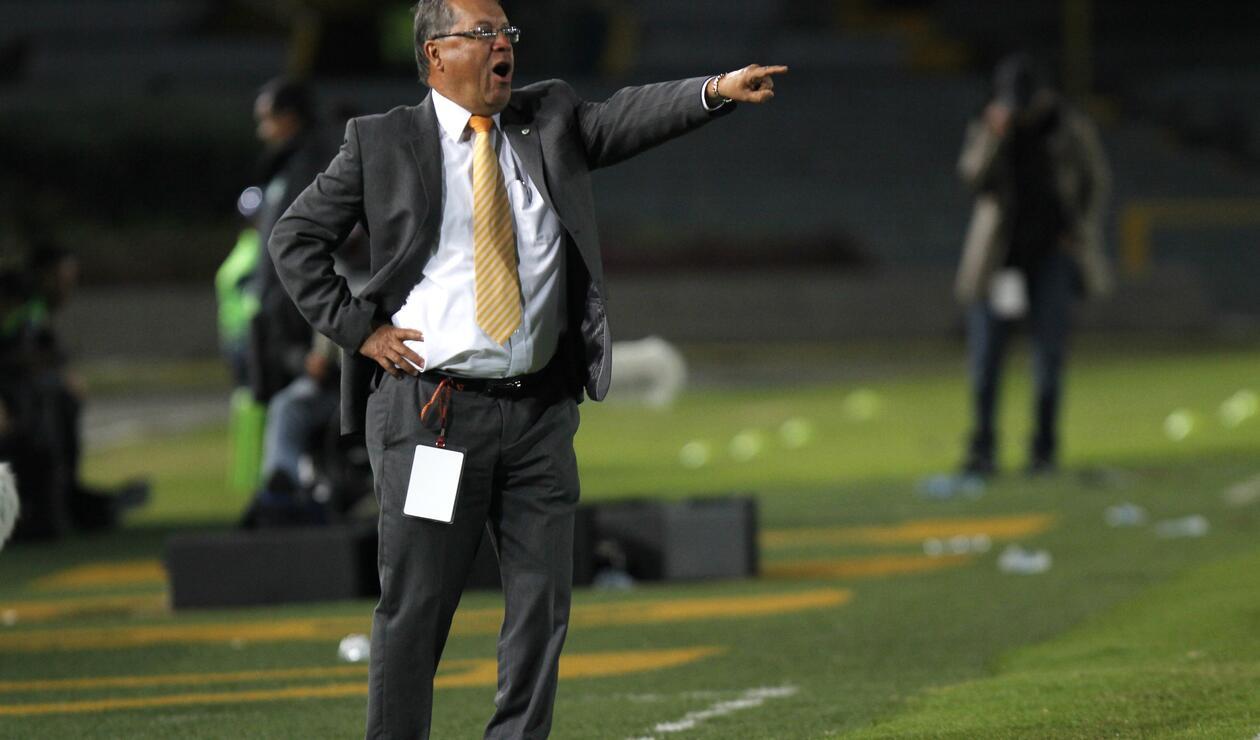 Néstor Otero podría dirigir a un equipo grande del fútbol colombiano