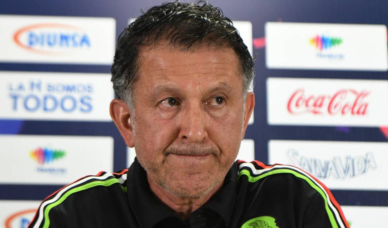 Juan Carlos Osorio debutará con México en Rusia 2018 frente a Alemania
