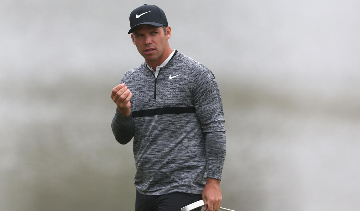 Paul Casey nuevo líder del PGA Travelers Championship