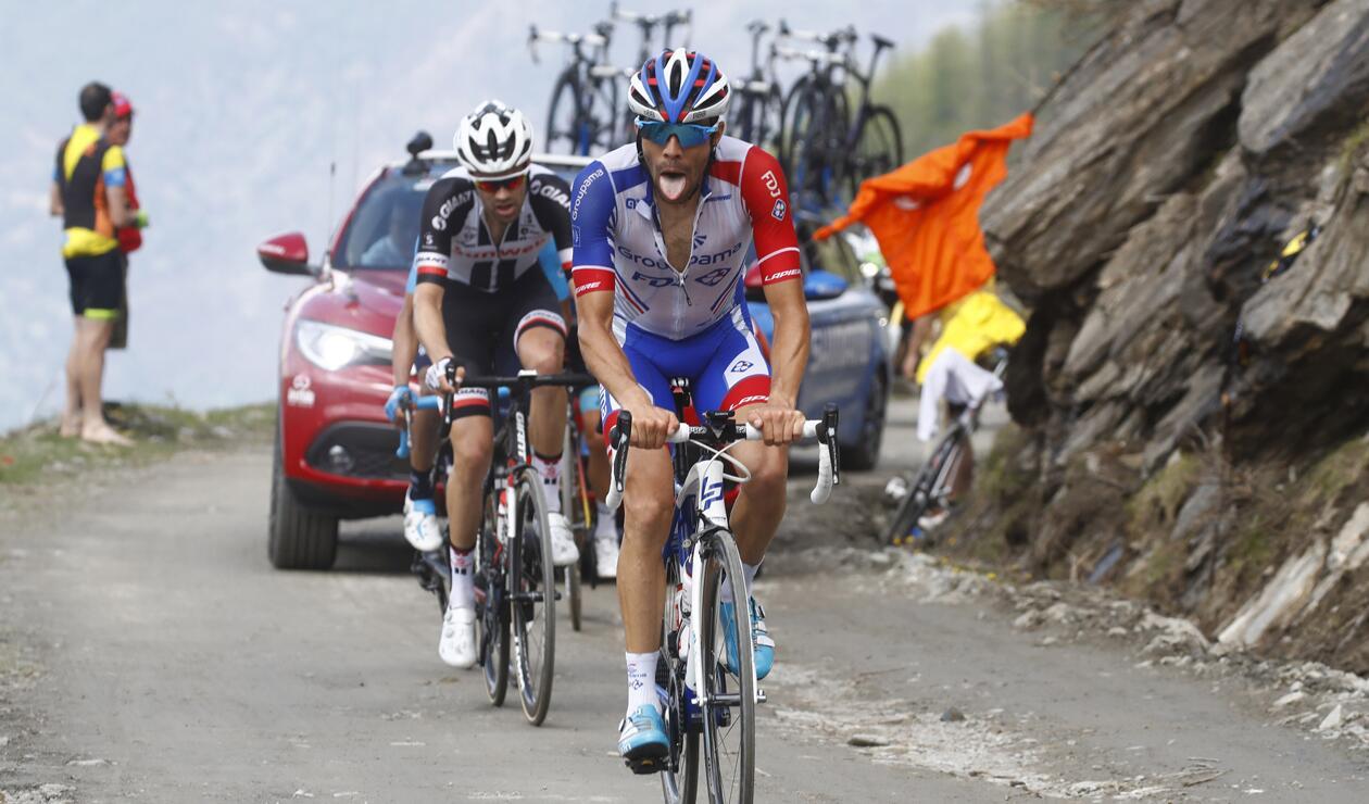 Pinot anunció que no participará en el Tour de Francia