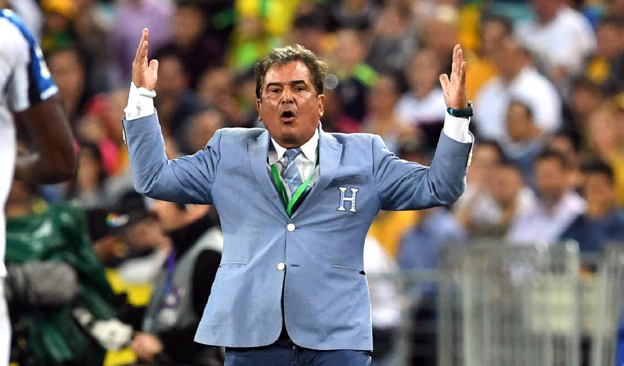 Jorge Luis Pinto confirmó el nombre de la selección que lo pretende
