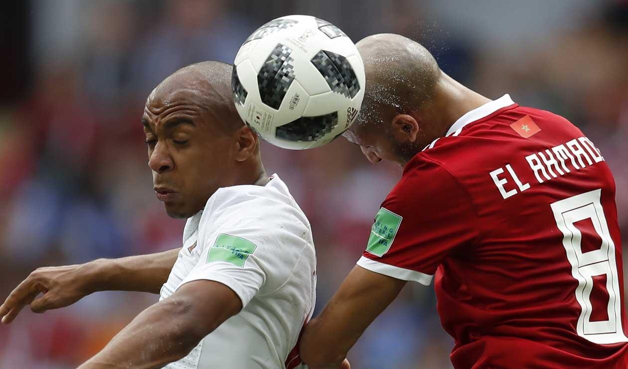 Portugal vs Marruecos en Rusia 2018