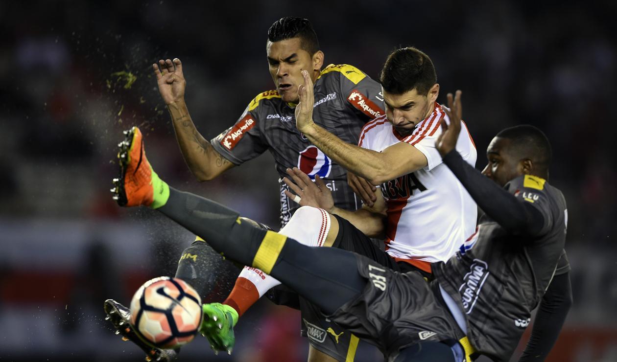Juan Camilo Saíz sería nuevo jugador de Cerro Porteño