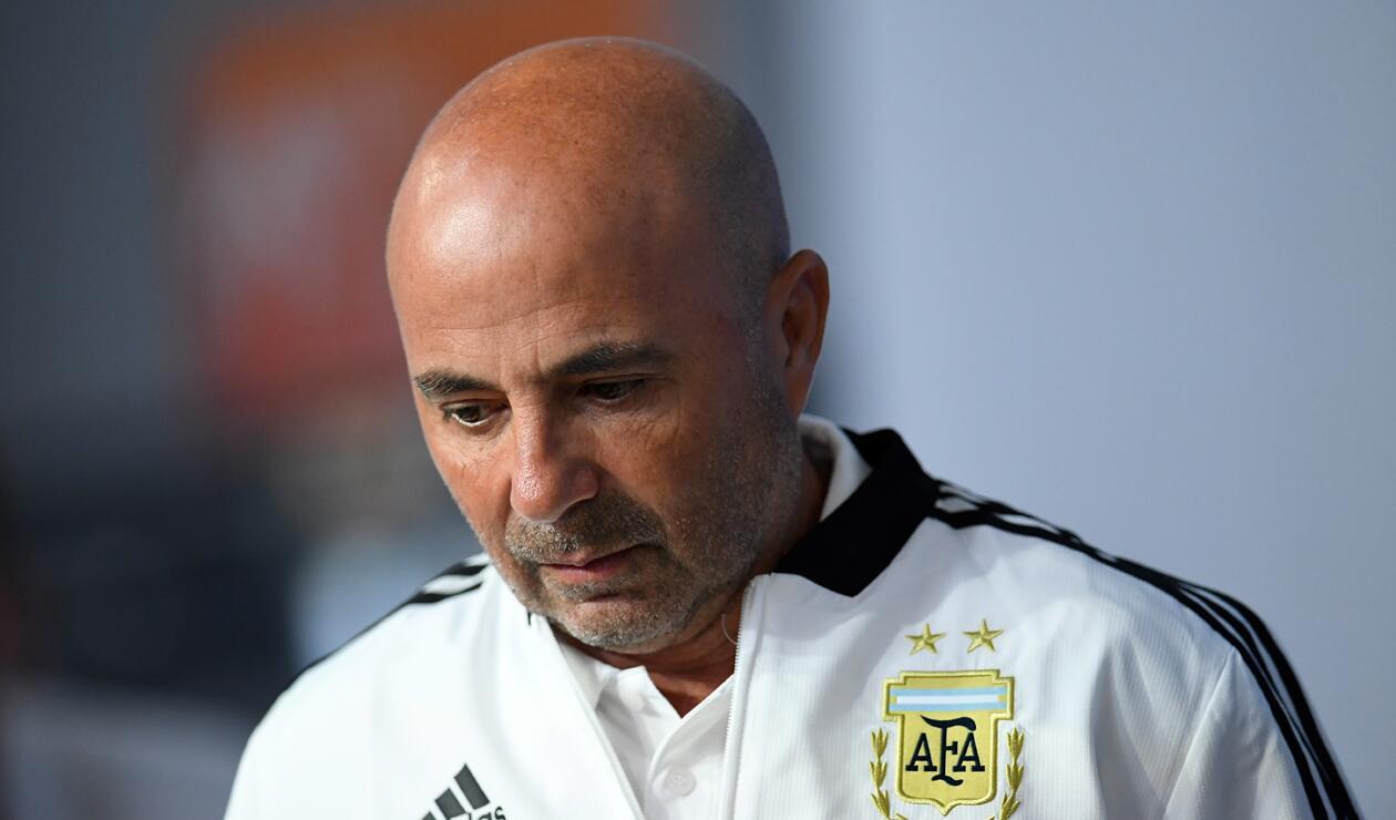 Jorge Sampaoli y Argentina enfrentarán a Nigeria