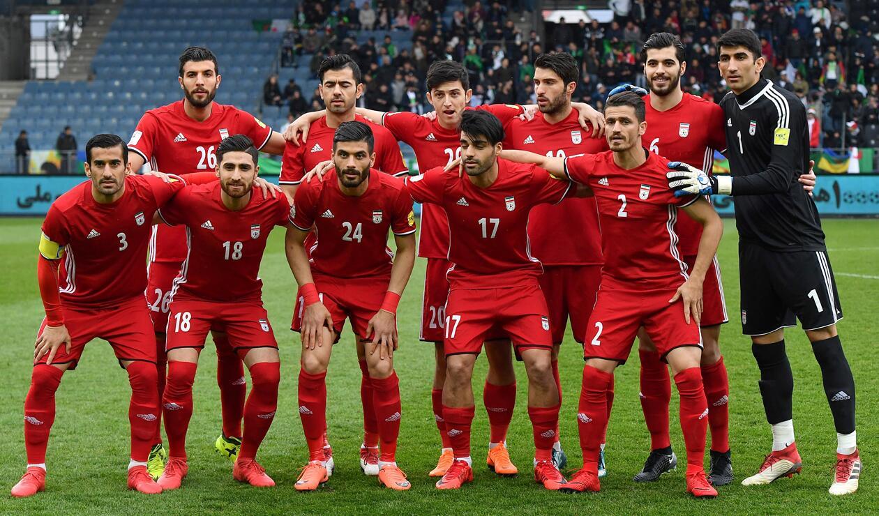 Jugador de Irán se perderá el debut por sanción FIFA