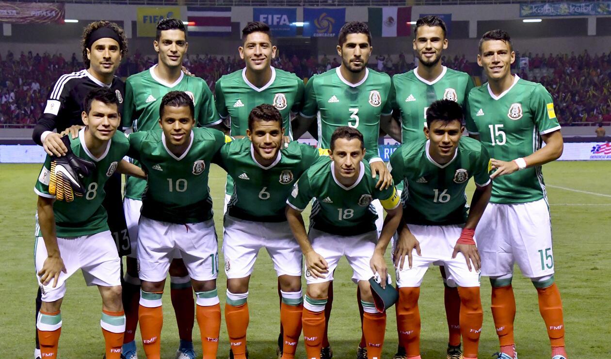 Andrés Guardado jugará el Mundial sin molestias