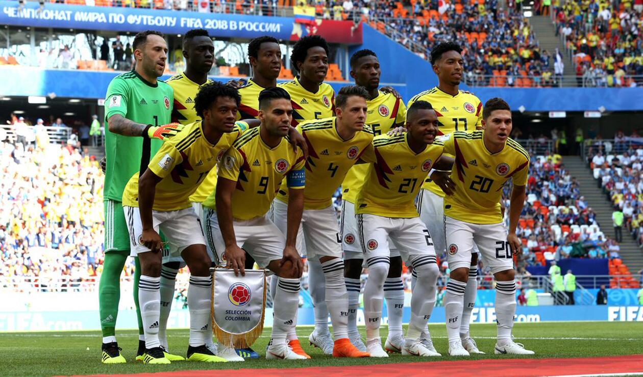 La Selección Colombia jugará por tercera ocasión en octavos de final.