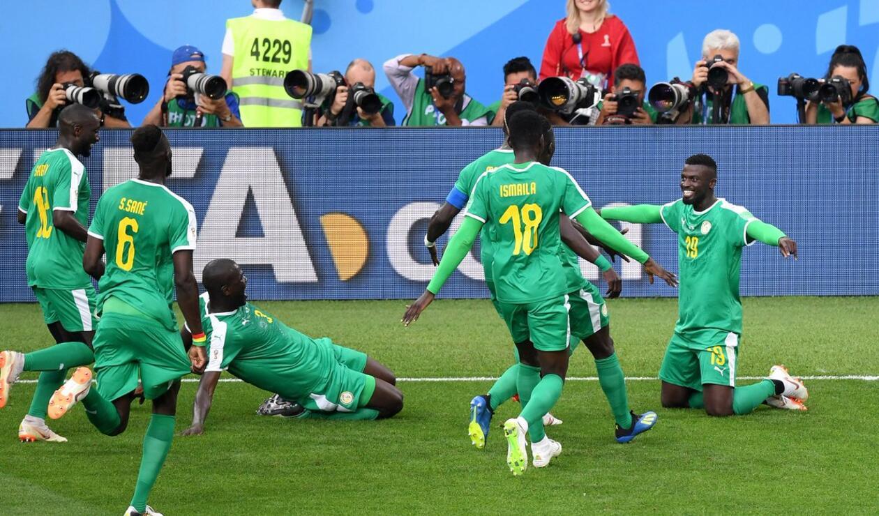 Senegal Polonia en Rusia