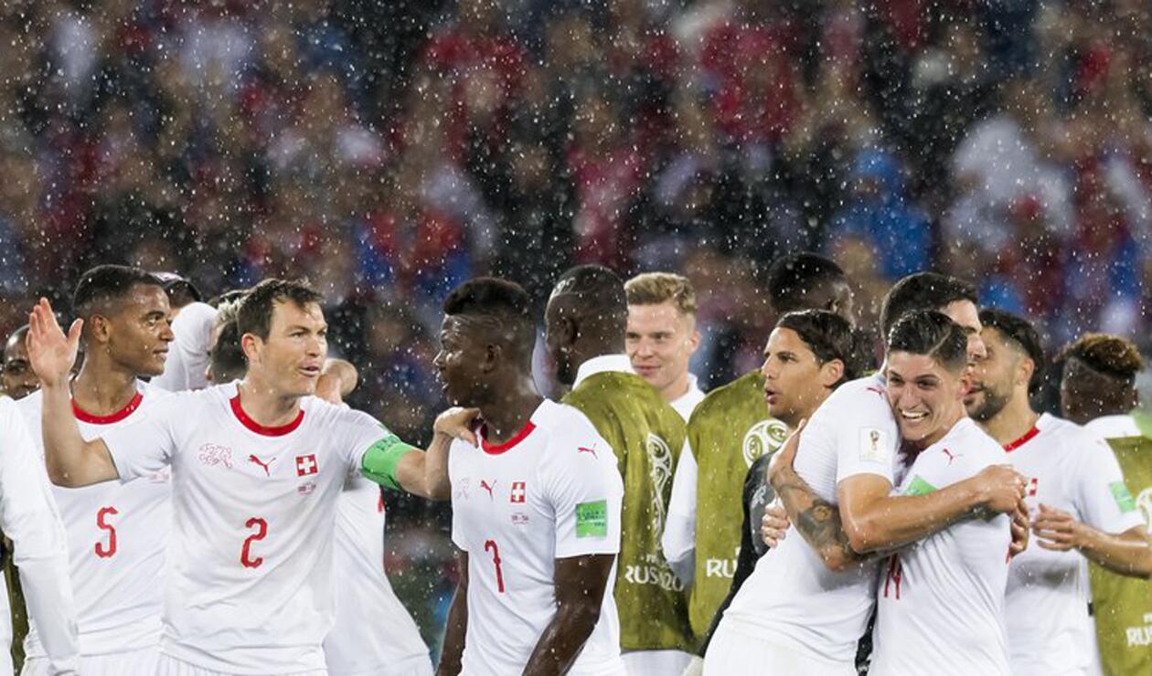Suiza Rusia 2018