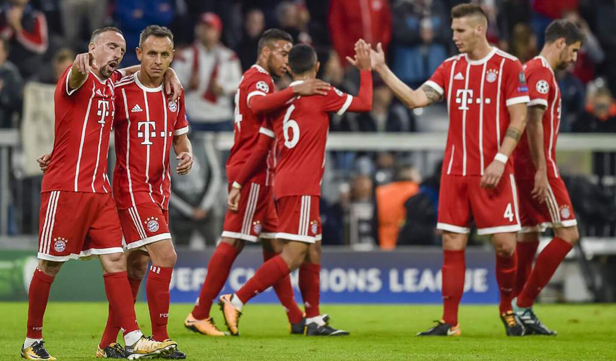 Bayern Múnich 2018