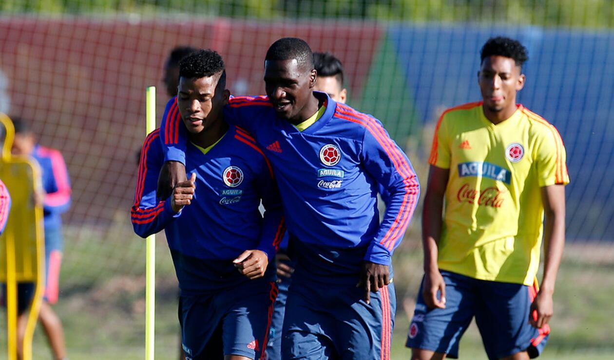 Cristian Zapata sigue concentrado con la Selección Colombia en Rusia 2018