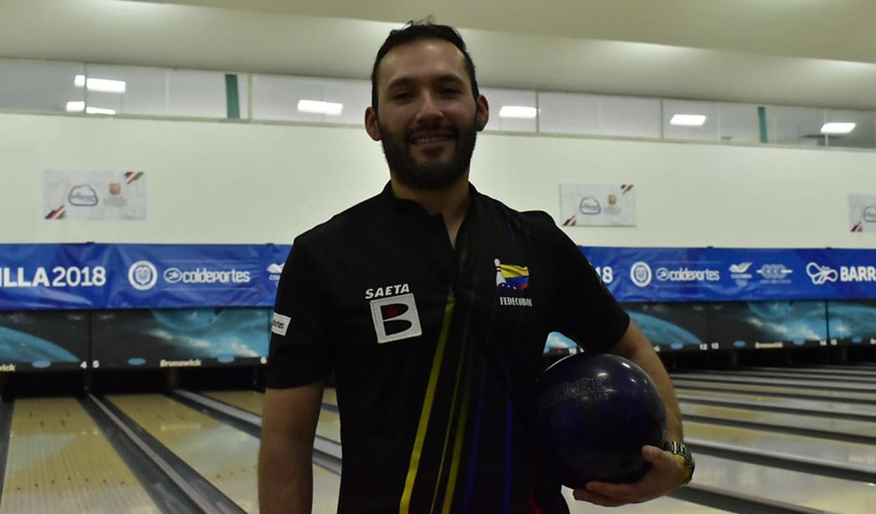 Óscar Rodríguez Bolos Individual 2018