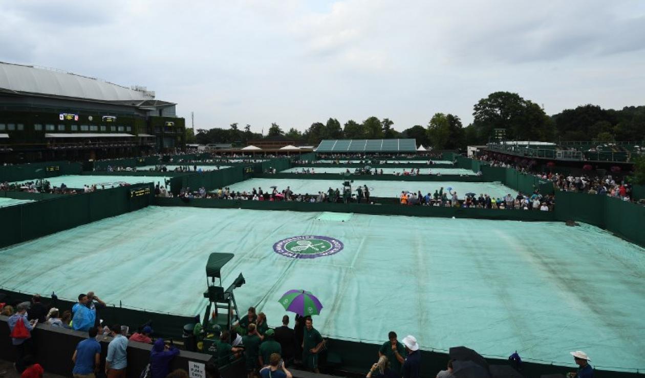 Jornada del miércoles fue afectada por la lluvia y ocasionó la suspensión de varios juegos