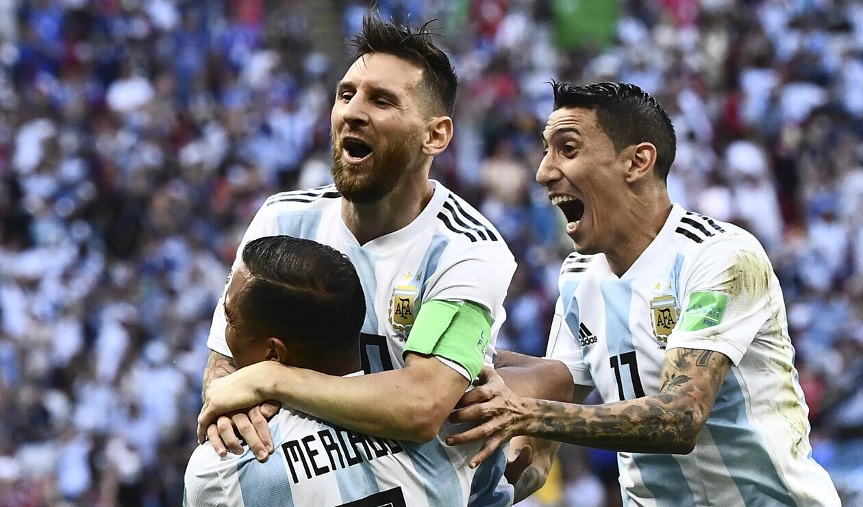 Lionel Messi no pudo conquistar la Copa del Mundo en Rusia 2018