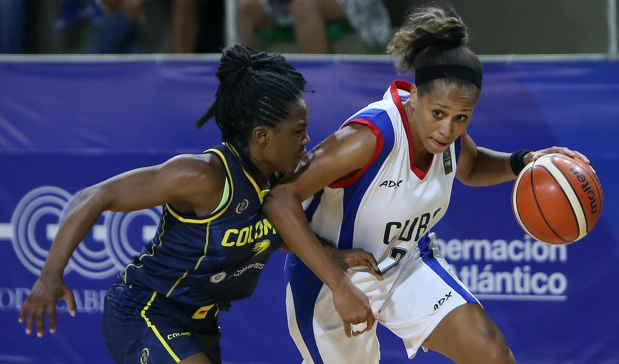 Colombia sumó una medalla más de oro con el equipo femenino de baloncesto