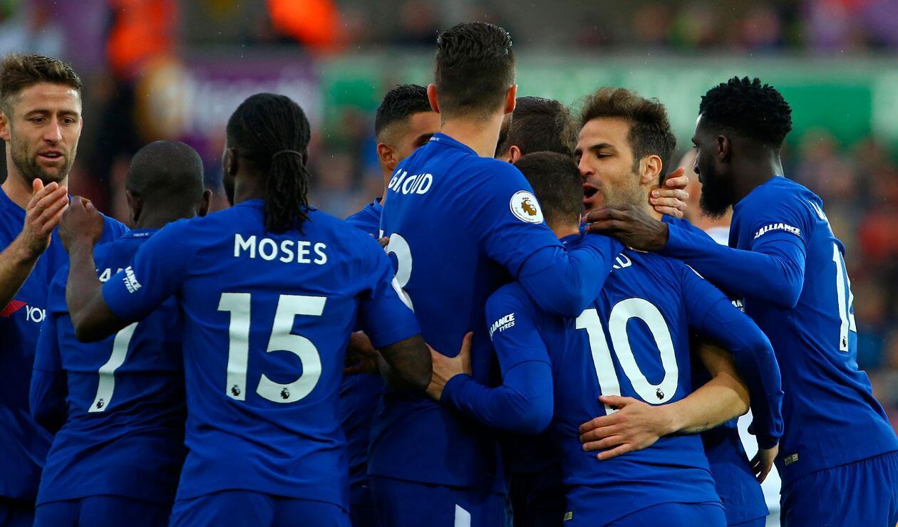 Chelsea ya no tendrá a Antonio Conte como entrenador, tras la llegada de Mauricio Sarri