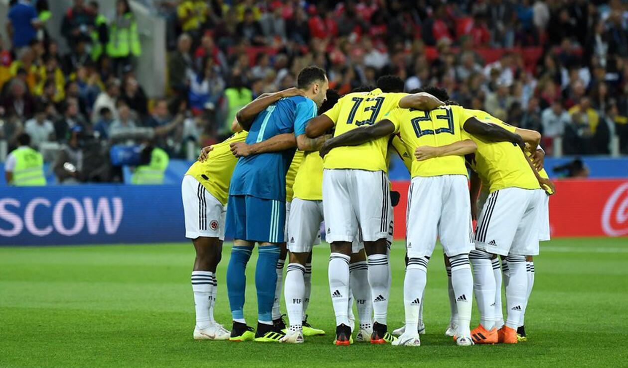 Selección Colombia Rusia 2018