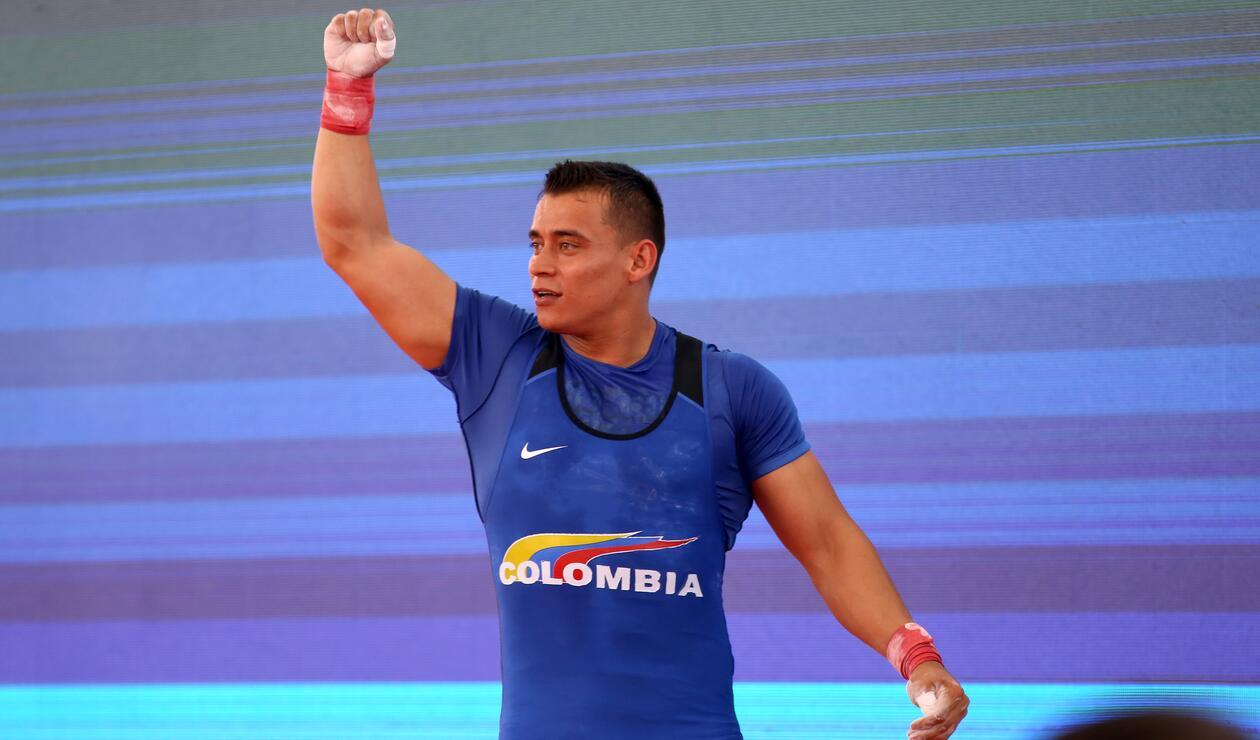 Hugo Montes ORO en arranque Centroamericanos 2018