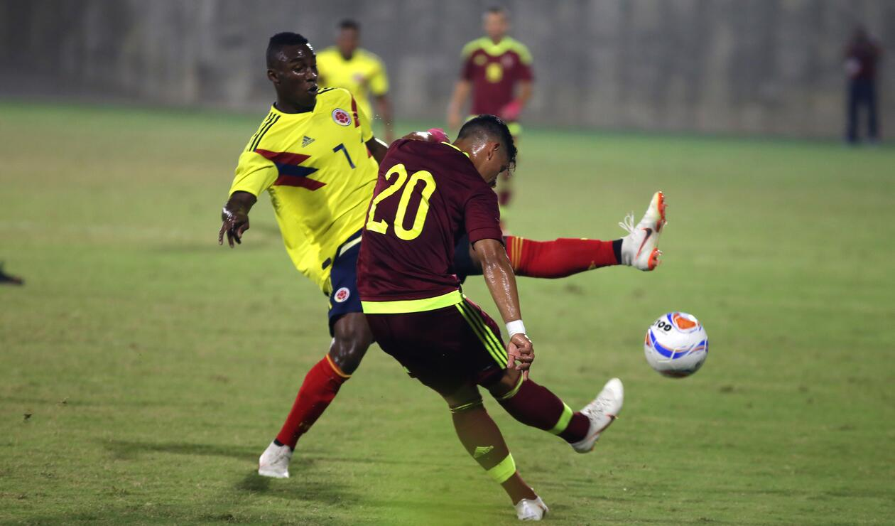 Colombia derrotó a Venezuela y se llevó la medalla de oro