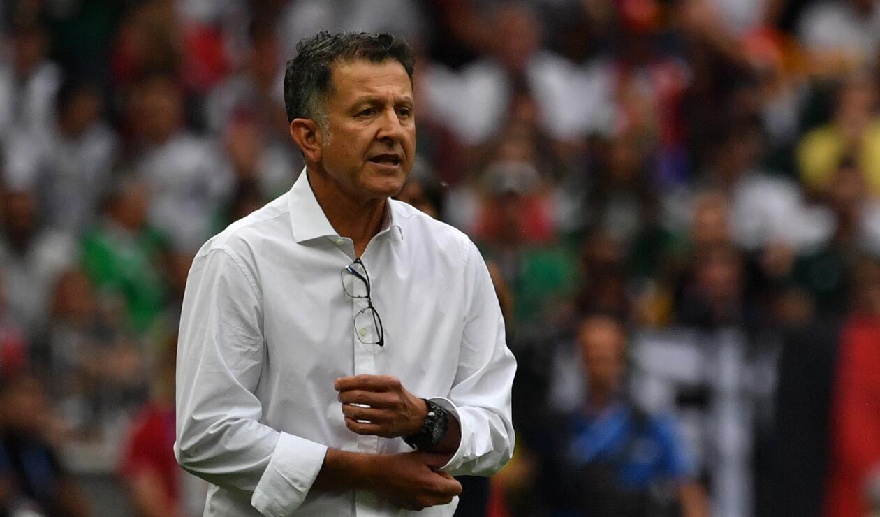 Juan Carlos Osorio está cerca de dejar a la Selección de México