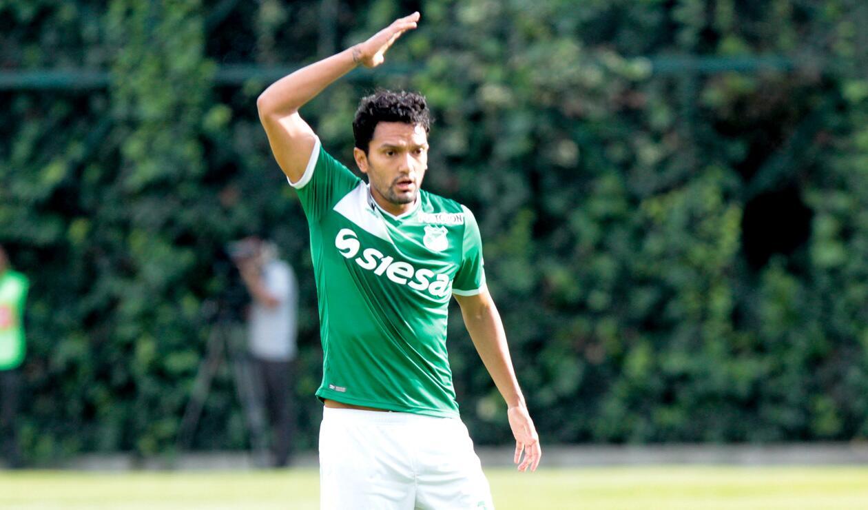 Deportivo Cali no le renovaría el contrato a Abel Aguilar