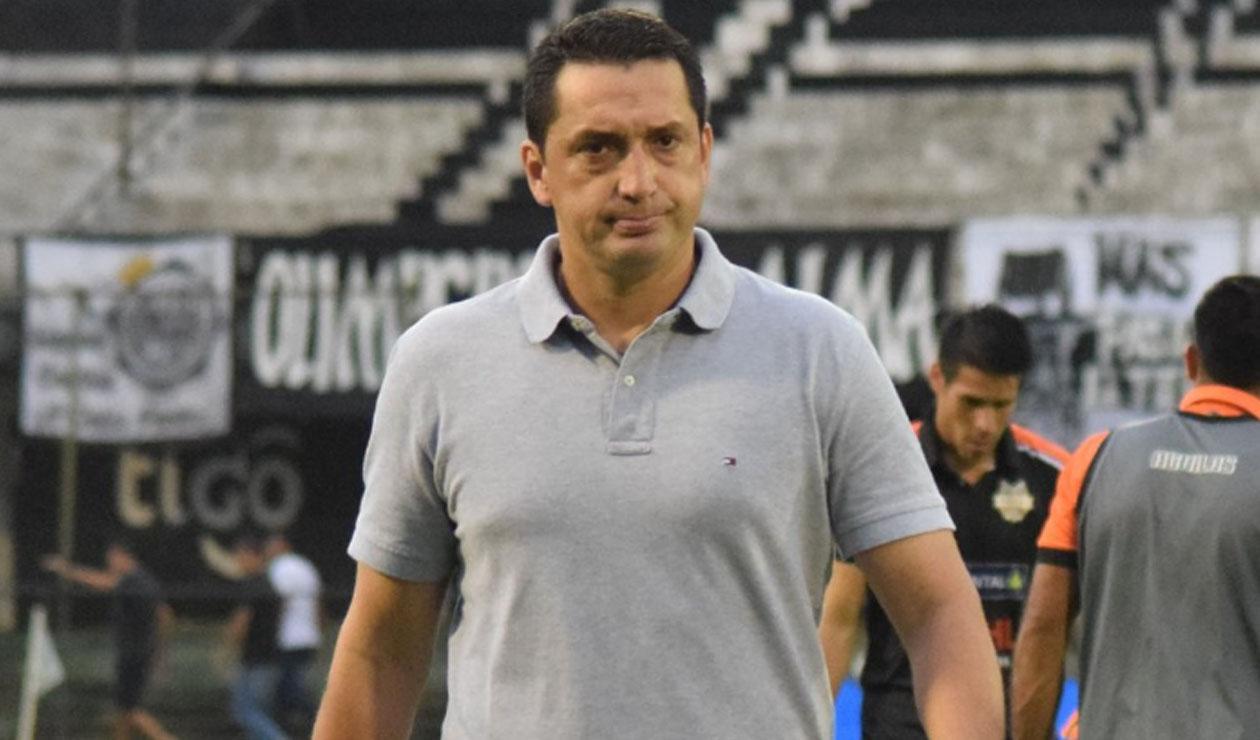 Aldo Bobadilla, técnico del General Díaz