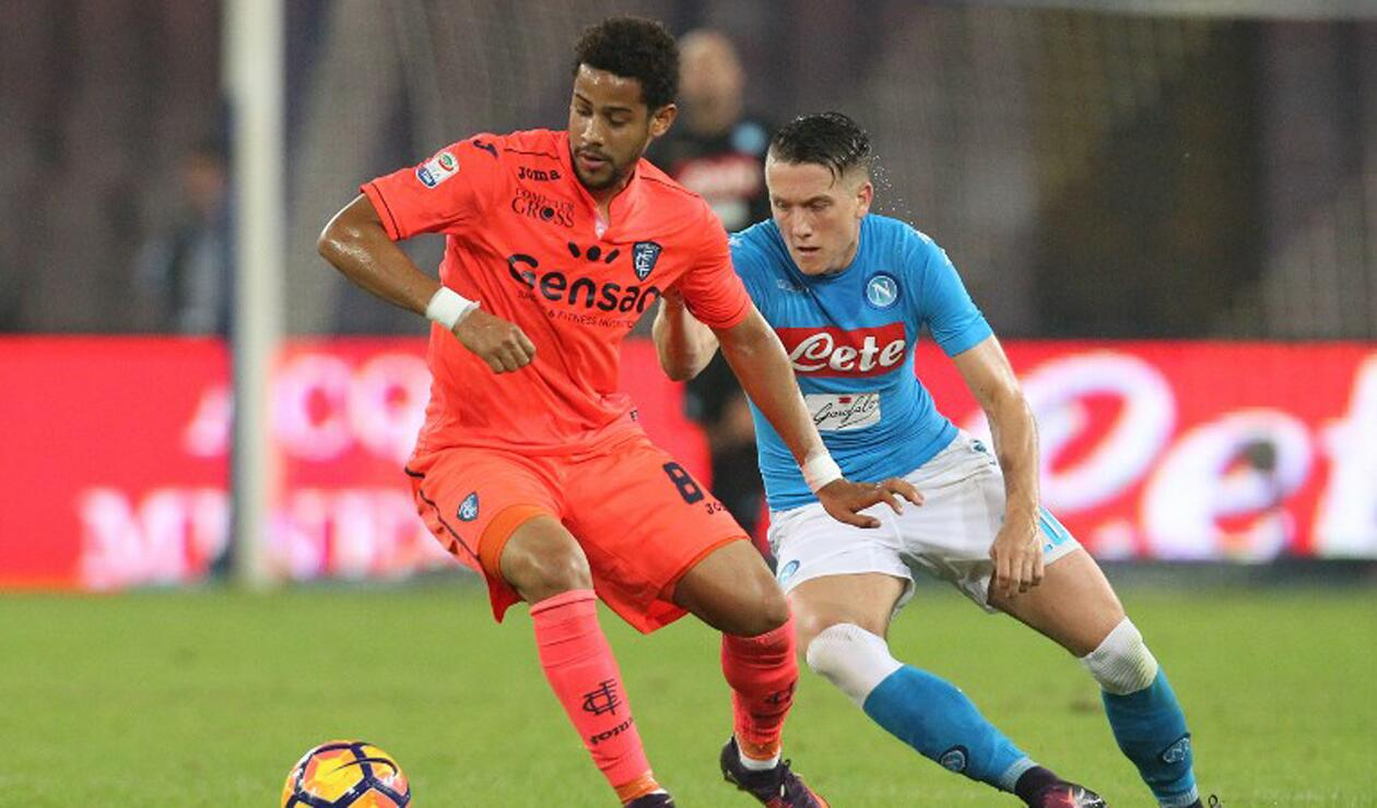 Andrés Tello es nuevo jugador del Benevento de Italia