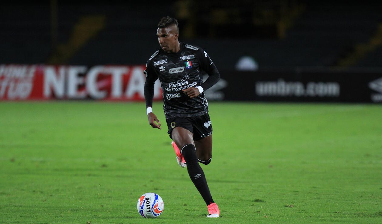 Johan Arango fue confirmado por un equipo de Arabia Saudita