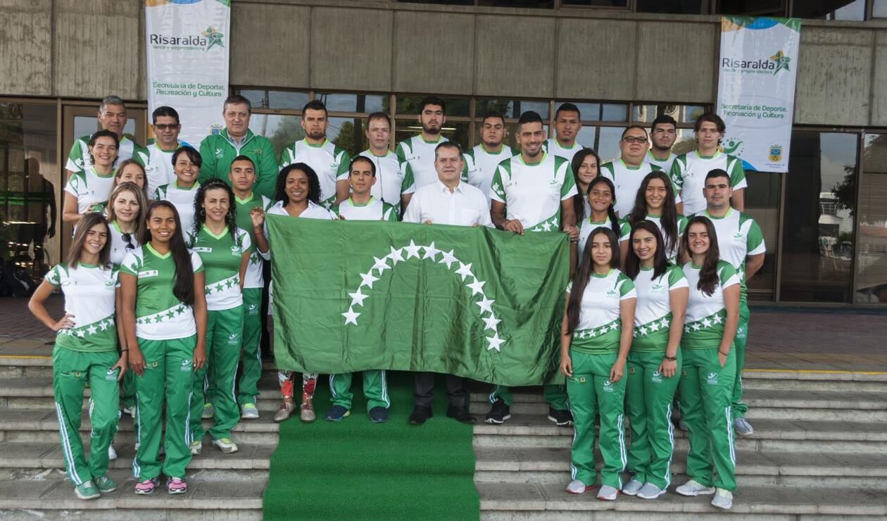 Deportistas de Risaralda presentes en los Juegos Centroamericanos y del Caribe