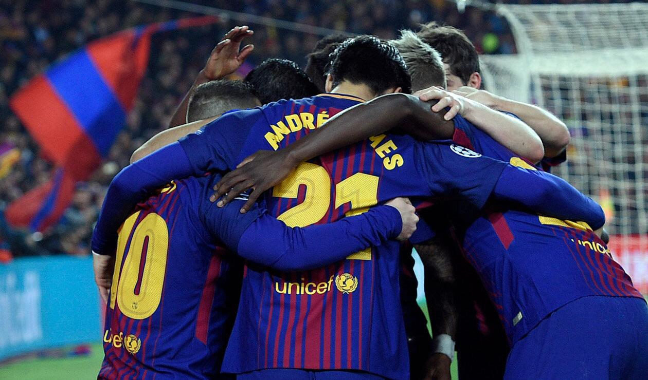 Barcelona iniciará pretemporada con la duda de Yerry Mina