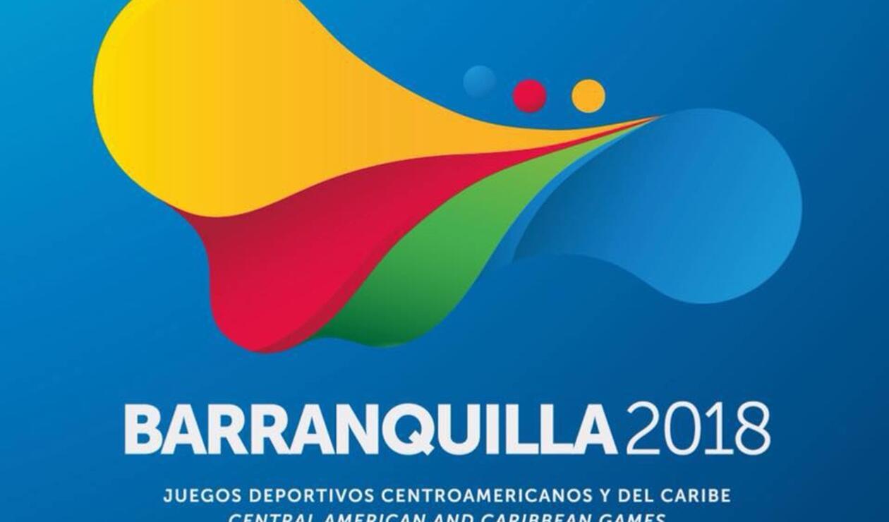 Imagen oficial de los Juegos Centroamericanos y del Caribe Barranquilla 2018