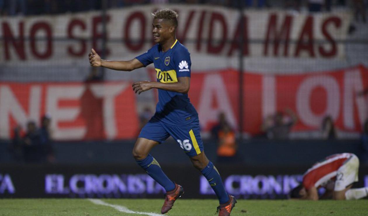 Wilmar Barrios y su condición para seguir en Boca Juniors