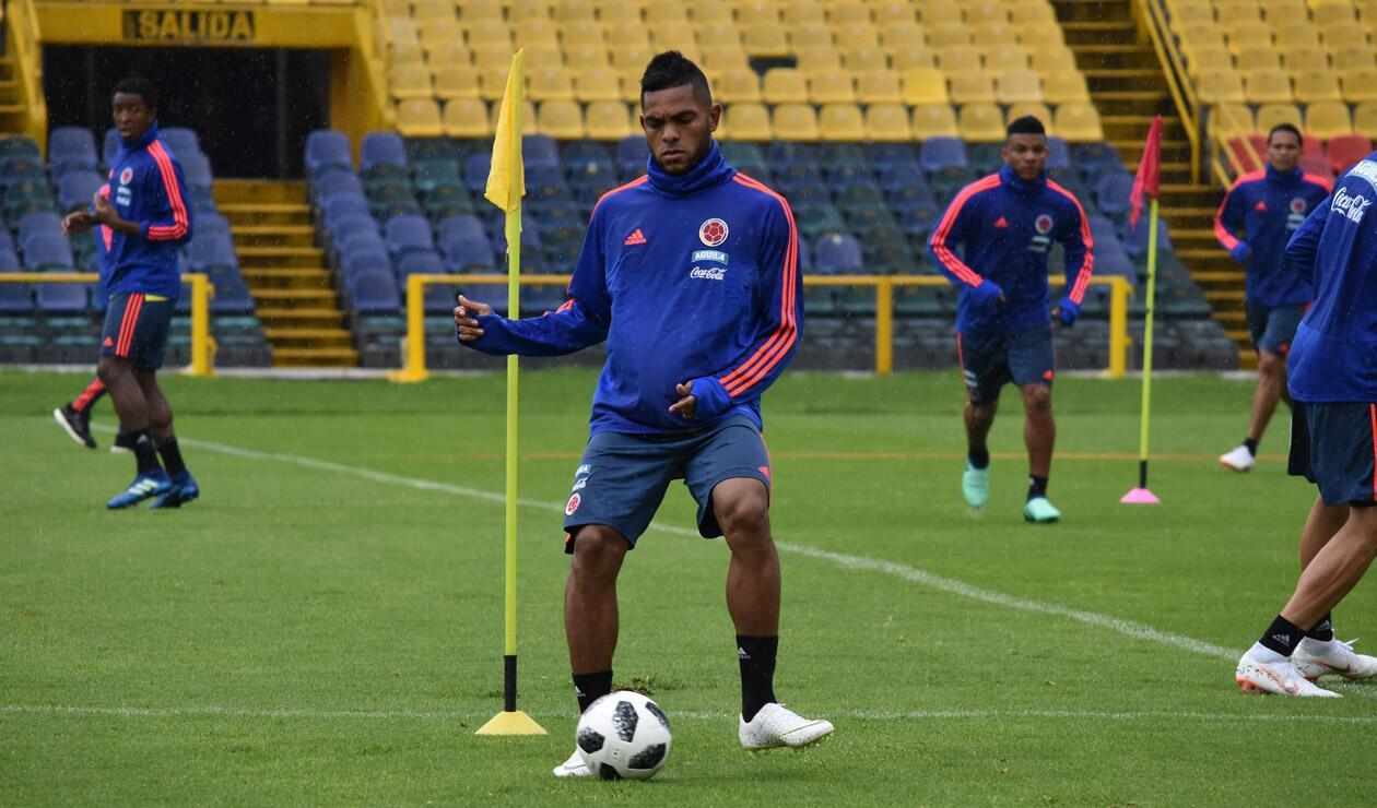 Miguel Ángel Borja tendrá entre cuatro y seis semanas de recuperación