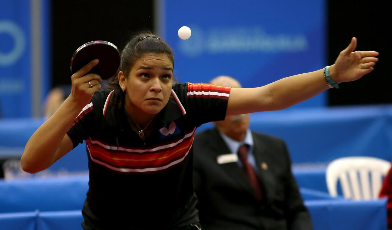 Brittany Joseph – Tenis de Mesa (Trinidad y Tobago)