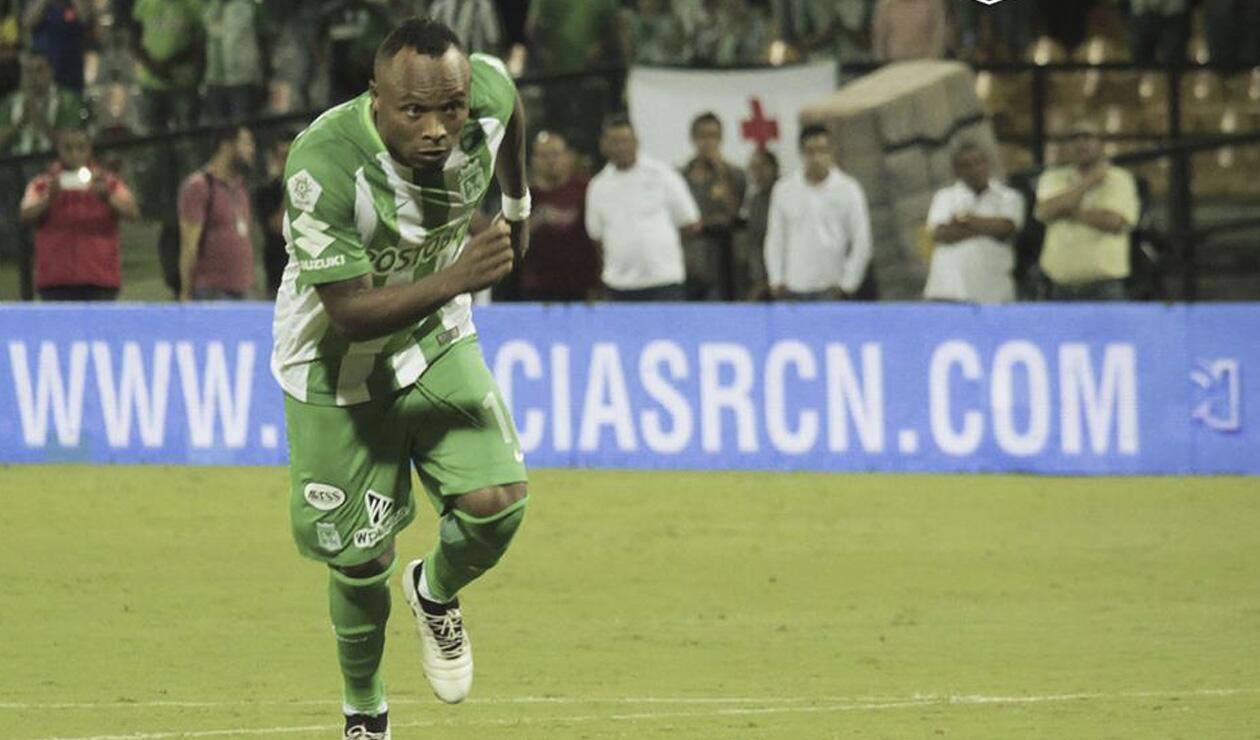 Camilo Zúñiga estuvo con Atlético Nacional el pasado semestre