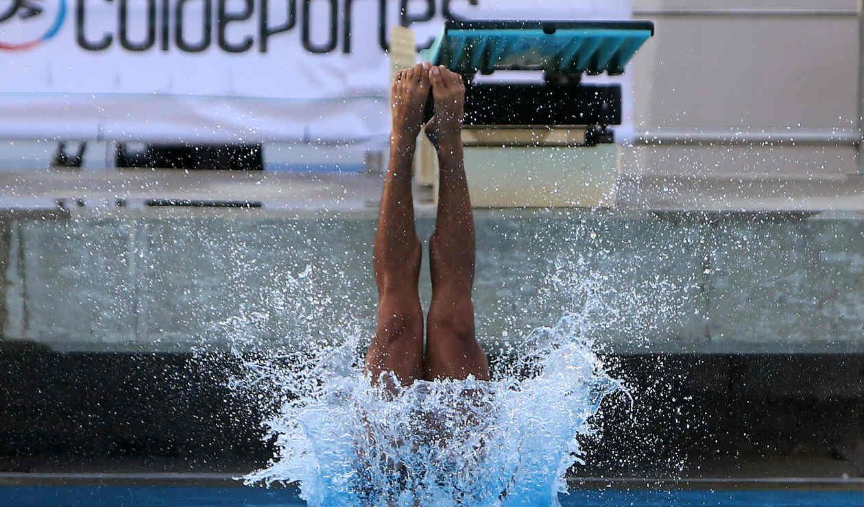 Carlos Escalona en los Juegos Centroamericanos y del Caribe Barranquilla 2018