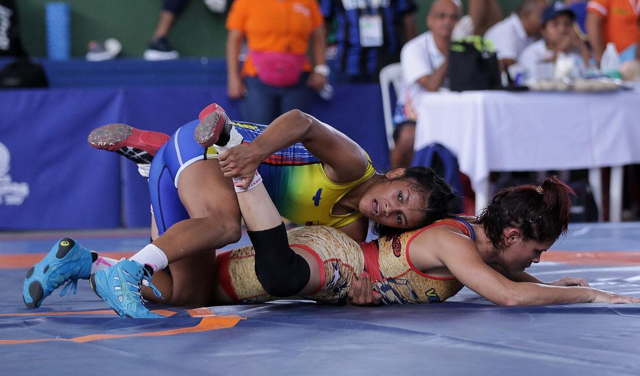 Carolina Castillo sumó un nuevo oro para Colombia en los Juegos Centroamericanos