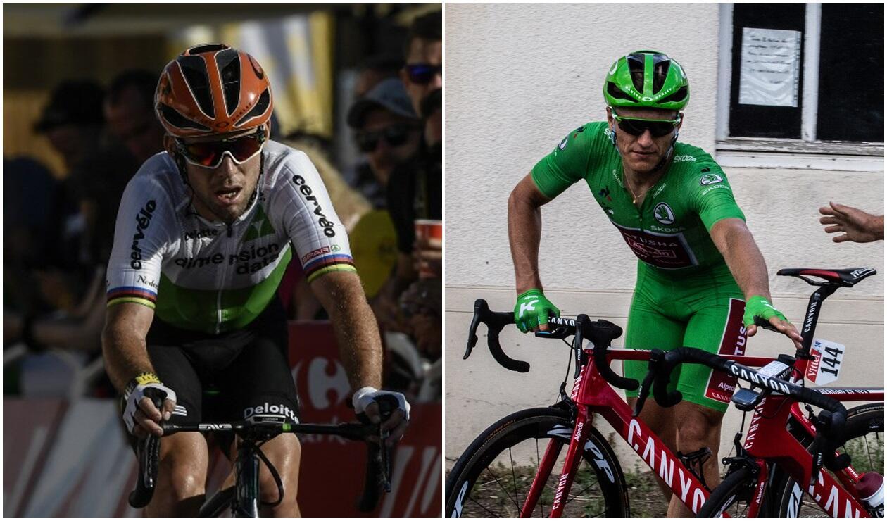 Cavendish y Kittel, eliminados del Tour de Francia