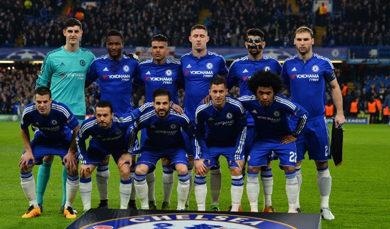 Chelsea tendría casi listo el reemplazo del arquero Thibaut Courtois
