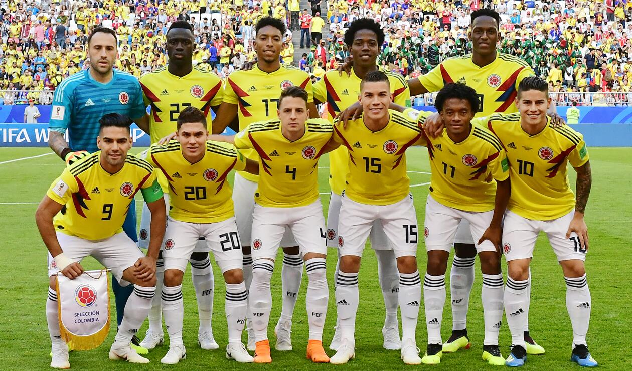 Colombia enfrentará a Inglaterra en octavos de final