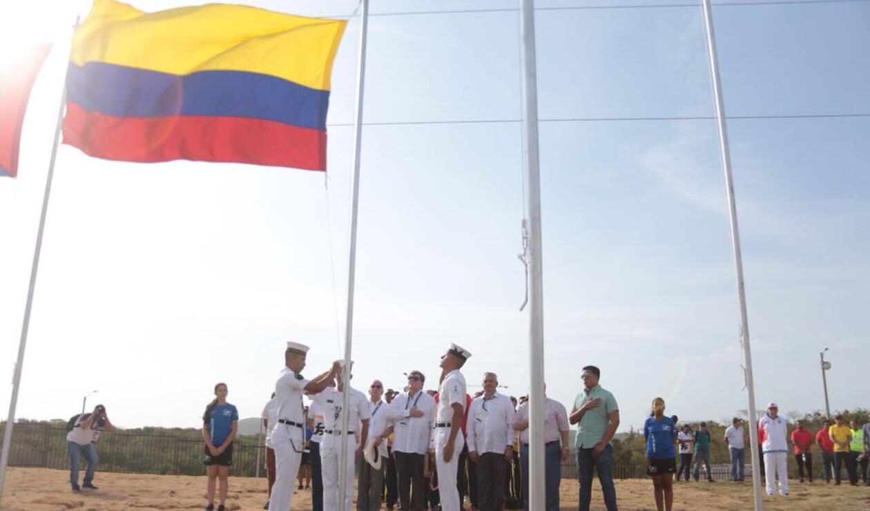 Delegación de Colombia