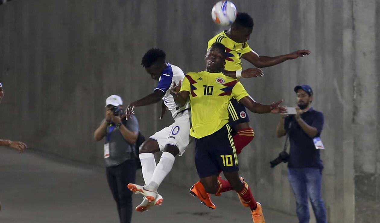 Colombia cerrará el grupo ante Trinidad y Tobago