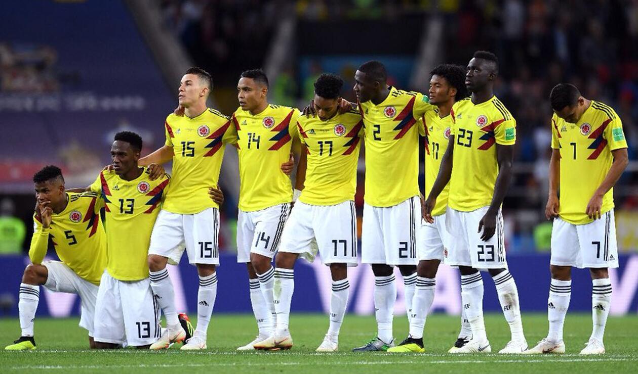 Colombia penales Inglaterra