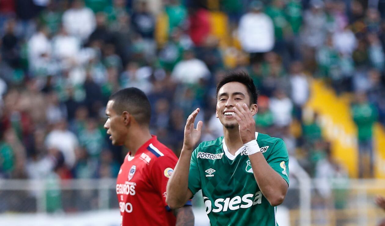 Fabian Sambueza no seguirá con el Deportivo Cali, luego de tres temporadas