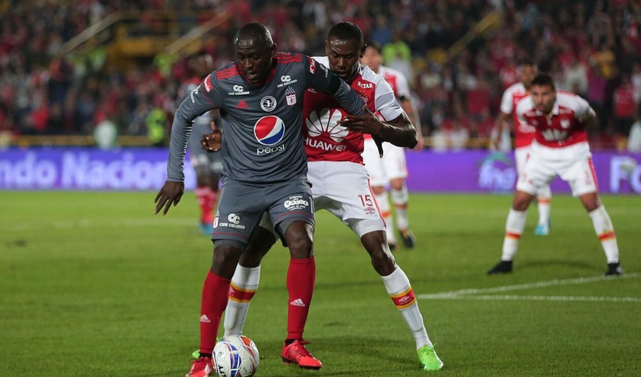 Cristian Martínez Borja ha sido el goleador del América en las últimas temporadas
