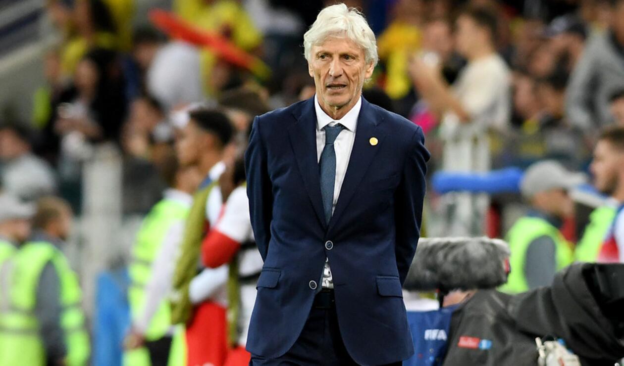 José Pékerman estuvo al mando de la Selección Colombia en Rusia 2018