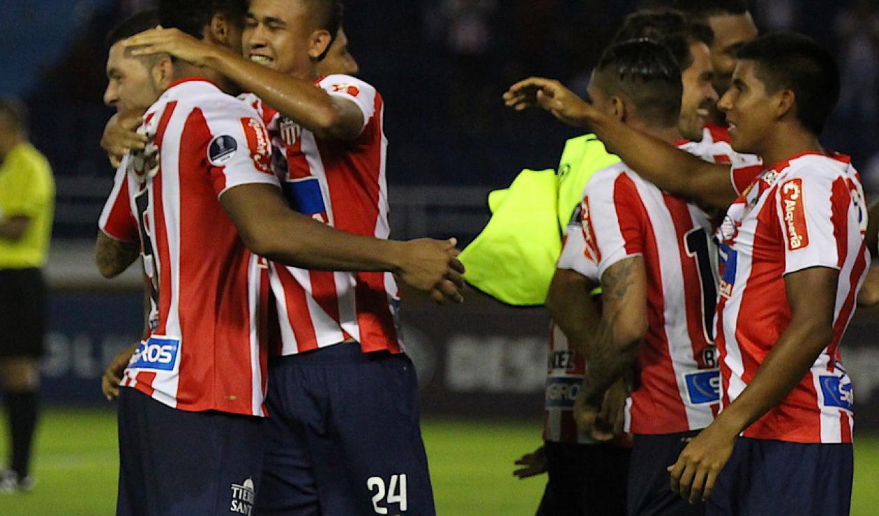 Junior de Barranquilla vuelve a jugar en el Estadio Romelio Martínez